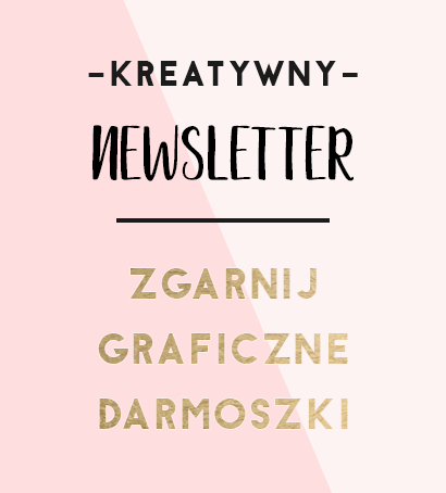kreatywny newsletter blog